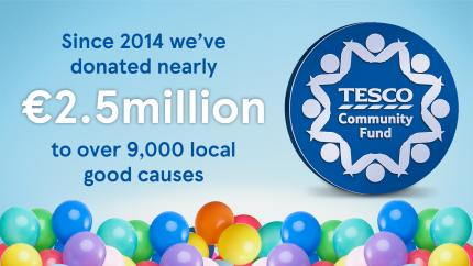 Tesco Roselawn Community Fund